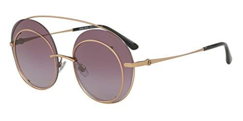 Armani Damen 0AR6043 30068H 59 Sonnenbrille, Bronze/Violetgradient