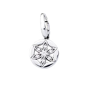 MAGNETIX-Wellness 4212 Charm-Anhänger Flower of Life