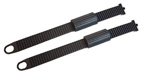 2 Stück Riemen (Thule 591-Pro-Ride Dachträger-Riemen und Felgenschutz, 2 Stück)