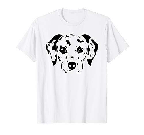 Halloween-Dalmatiner Kostüm Idee T-Shirt