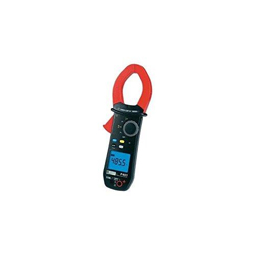 Tragbar Digital Multimeter Stromzange Chauvin Arnoux F401Cat IV 1000V Anzeige (Counts): 10000
