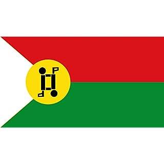 magFlags Large Flag Arboleda Nariño | Municipio de Arboleda; en Nariño, Colombia | landscape flag | 1.35m² | 14.5sqft | 90x150cm | 3x5ft - 100% Made in Germany - long lasting