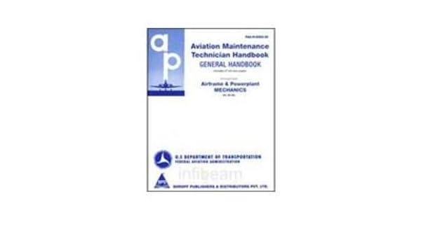 Amazon in: Buy Aviation Maintenance Technician Handbook