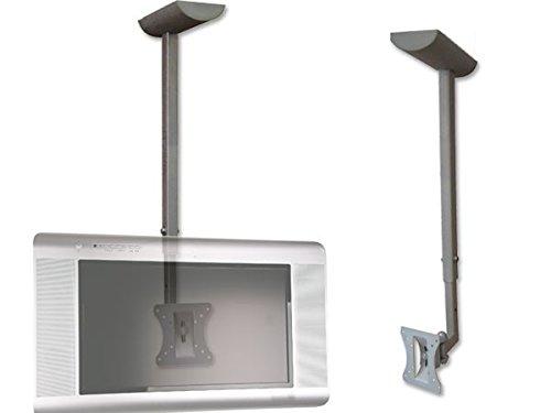 DRALL INSTRUMENTS LCD LED TFT PC TV Monitor Deckenhalter 17-24 Zoll Flachbildschirm VESA 50 75 100 Modell: LD5