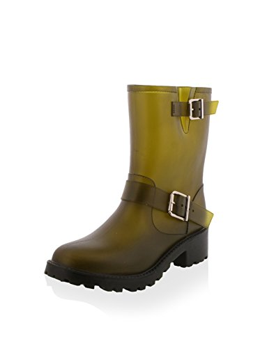 SIXTY SEVEN Sixtyseven Damen Chelsea Boots, Kaki, 39 EU