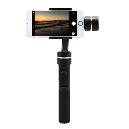 Feiyu SPG Stabilizzatore Gimbal a 3 Assi per Smartphone, iPhone, Action Cam, e...