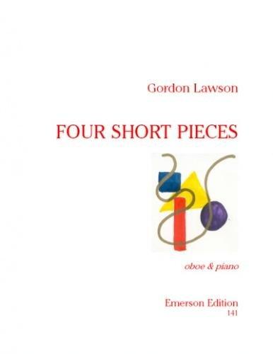 Lawson: Four Short Pieces (E141) (Oboe & Piano)