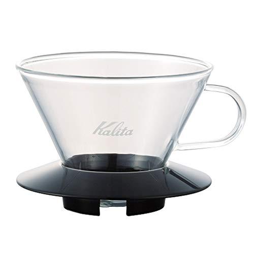Kalita Wave Dripper | Glas | (185 - 2 bis 3 Tassen)
