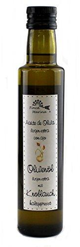 Knoblauchöl - Olivenöl mit Knoblauch 250ml