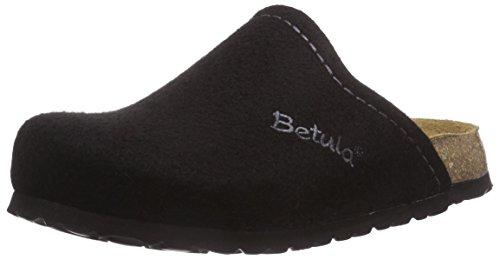 Betula - House, Sabot Unisex – Adulto Nero (Nero (nero))
