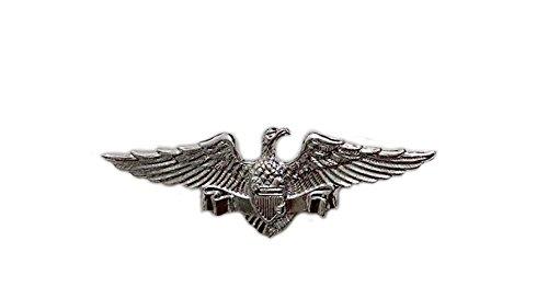 cebador-reverso-accesorios-de-motard-3d-diseno-de-aguila-con-el-escudo-de-plata