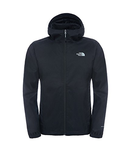 The North Face Herren Regenjacke Quest, TNF Schwarz, S, 0617932968164