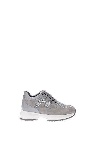HXC00N0O2409MU0Y35 Hogan Sneakers Kind Wildleder Grau Grau