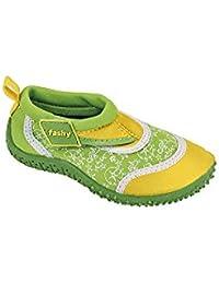 """Fashy Kleinkinder Aqua-Schuh Modell 7494 00"""" Arona in 4 Farben und Den Größen 21-27"""