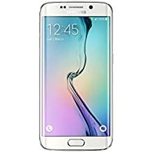 Samsung SM de g925fz waxeo Smartphone de memoria (32GB) para Samsung Galaxy S6Edge Color Blanco