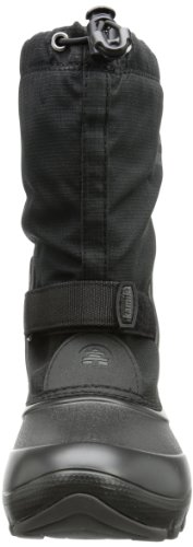 Kamik  Shadow4G, Bottes de ski mixte enfant Noir - Schwarz (black BLK)
