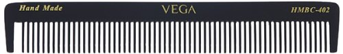 Vega General Grooming Comb, Black
