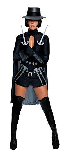 Kostüm V für Vendetta Frau ()