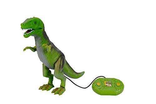 Simba 4345092 - Rex, dinosaurio con cable de control, 48 cm