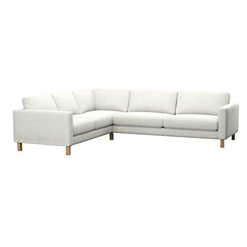 Soferia Ikea Karlstad Fodera Per Divano Angolare 2332 Elegance