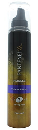 Pantene Pro-V Perfect Volume Mousse 200ml Level 3 Hold by Pantene