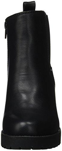 Jane Klain Stiefelette, Bottes courtes avec doublure chaude femme Noir - Noir (000)