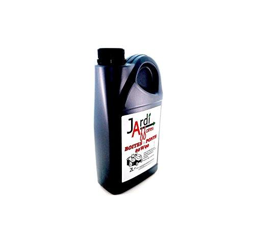Aceite profesional transmisión 80W90 GL5 Jardiaffaires