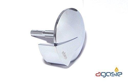 Preisvergleich Produktbild Viega 6161.03 Sichtschutz MT1/RT1 6161.03 Chrom