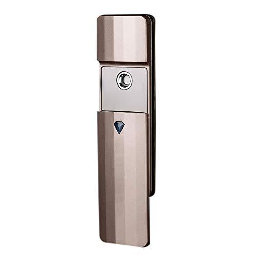 Nebbia Spray Portatile Nano Pratico Vaporizzatore Facciale Mister Usb Ricaricabile Viso Idrata Dispositivo Di Spruzzatura Idratante Strumento Di Bellezza (Color : Multi)