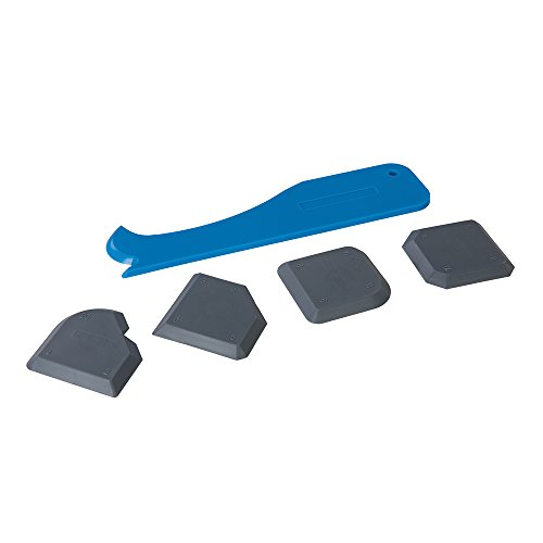 Preisvergleich Produktbild Silverline Fugenwerkzeug,  5-teilig Satz,  1 Stück,  blue,  343837