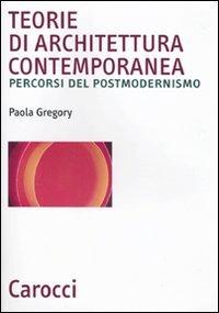Teorie di architettura contemporanea