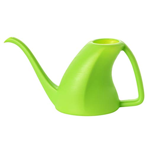 WCL Bewässerungsdose des Plastiks Lange Mund, Nach Hause Strömendes Pottingwerkzeug, Grün, 800L