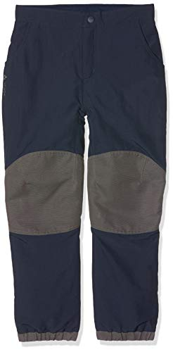 VAUDE Kinder Caprea Warmlined Pants II Hose, Eclipse, 122/128