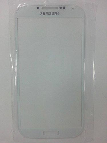 Cristal de reparacion Pantalla para Samsung Galaxy S4 i9500 Blanco