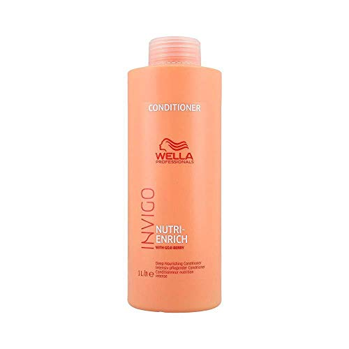 Wella Professionals Invigo Nutri-Enrich Deep Nourishing Conditioner, 1000 ml