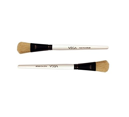 Vega Makeup Face Pack Brush HV-27 (Pack of 2)