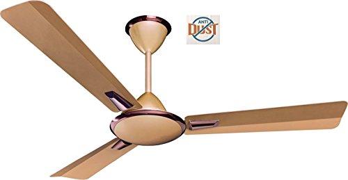 Crompton Aure Prime Anti Dust 1200 MM 75 Watts 3 Blade Ceiling Fan, (Birken)