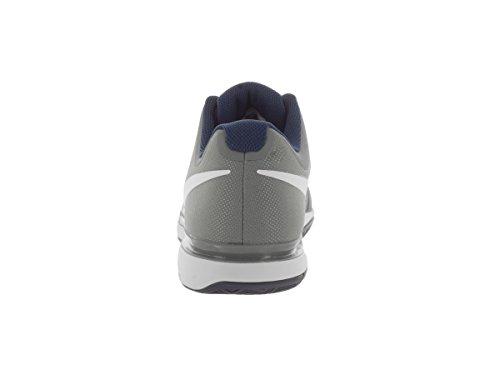 Nike Nike Zoom Vapor 9.5 Tour, Chaussures de sport homme Gris / Blanco / Azul (Tmbld Gry / Wht-Mdnght Nvy-Phntm)