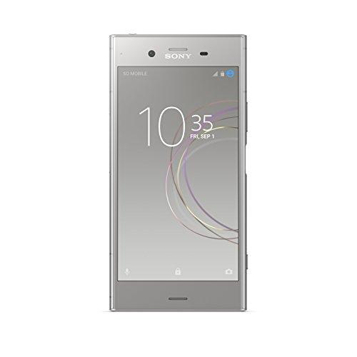 sony xperia xz1 smartphone da 64 gb, argento caldo [versione italia]