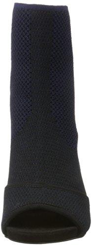 Kenneth Cole Dahvi, Bottes Femme Bleu (Navy/black)