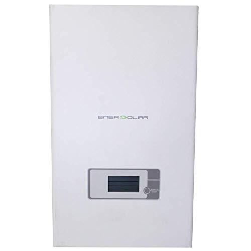 Enersolar es un inversor fotovoltaico On-Grid de 5KW. Montado en una robusta carcasa metálica con protección ambiental IP65. Integra dos rastreadores MPP inteligentes que permite disponer de la tensión óptima de salida, inclusive con diferentes condi...