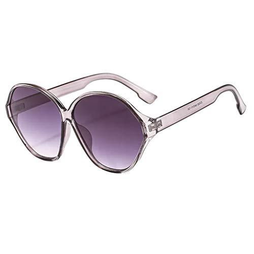 SuperSU Unisex Sonnenbrillen Vintage Brillen Mode Klassische Übergroße Sonnenbrille Sportsonnenbrille Mehrfarbig Brille Brillenfassung in Street Style Transparent Sonnenbrillen