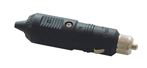 Osculati 12 Volt Stecker mit LED Anzeige & Lock-in - wasserdicht (Lock-stecker)
