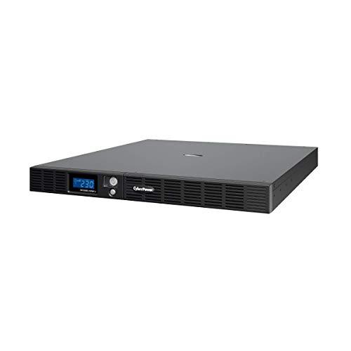 Cyberpower 1HE OR1500ELCDRM1U UPS Stromversorgung (19 Zoll, 900 Watt) - Cyberpower Pcs