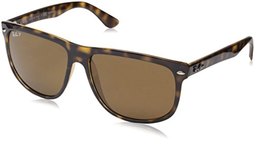 Ray-Ban - RB 4147, Oversize, Propionat, Herrenbrillen, HAVANA/CRYSTAL BROWN POLARIZED(710/57 E), 60/15/145