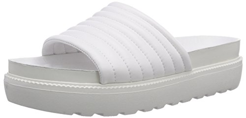 Vagabond Irene, Damen Sandalen, Weiß (White), 39 EU