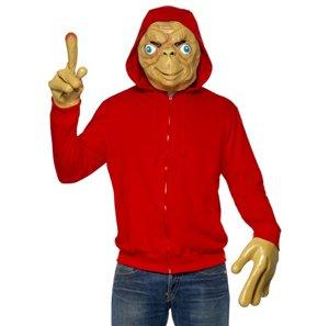 E.T. Lizenz Kostüm Karneval Gr.M Außerirdische (Kostüm Kit Aliens)