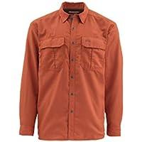 Hex Camo Loden Simms Intruder BiComp LS Shirt Free US Shipping XL