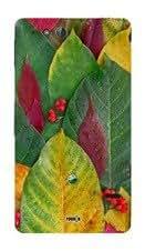 label pepper Designfolie Handy Skin für Sony Xperia go - Fall Colours (Lieferumfang = Skin für Vorder- und Rückseite)
