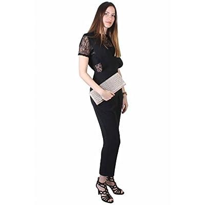 Shoppers y Bolsos de Hombro para Mujer, Color Gold, Marca ARGENTA, Modelo Shoppers Y Bolsos De Hombro para Mujer ARGENTA B7097 Gold